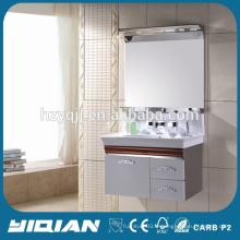 China Elegant Stainless Steel Bathroom Cabinet