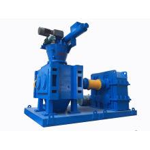 Dry roll press granulator/compactor for chemcials and fertilizer