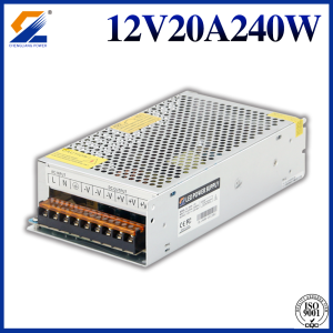 Alimentatore Swithcing LED 12V 20A 240W