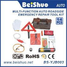 High Quality Car Repair Tool Kit for Auto First Aid