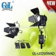 GL-LED50WAD led light for tv studio
