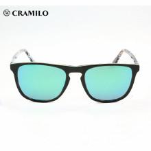 óculos de acetato feitos à mão, inovadores óculos de sol óculos de sol
