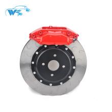 """Kit d'étrier de frein modifié du système de freinage pour jante WT-f40 à quatre pistons de 17 """""""