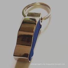 Heißer Verkaufs-Auto formte Förderung-Metallauto Keychain (F1009)