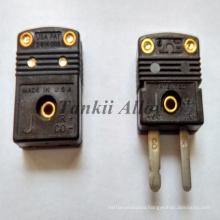 Black color standard / Mini thermocouple connector (type J )