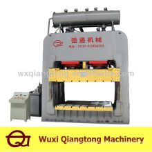 Molding press for wooden case