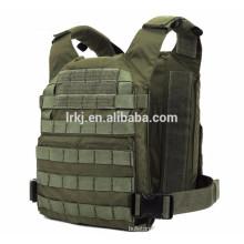 NIJ IIIA Lightweight mens military bulletproof vest tactical body armor