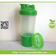 Réveil de protéines Logo personnalisé dans des bouteilles d'eau en plastique