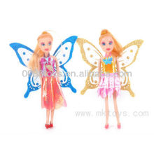 2013 novelty butterfly doll toys