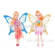 2013 novidade boneca borboleta brinquedos