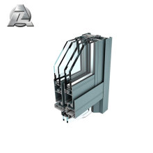 stock aluminum extrusion profiles for windows and doors
