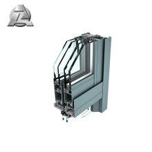 Perfis de extrusão de alumínio para janelas e portas