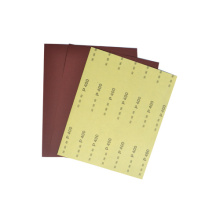 Carta di lattice di colore giallo C-Wt Yellow Oxide FM38