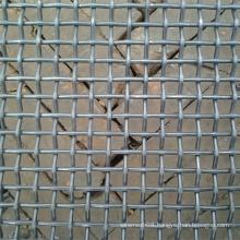 Galvanized Crimped Wire Mesh Panel