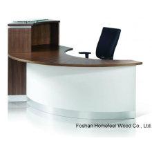 2015 Modern Elegant Design Reception Desk (HF-R012)