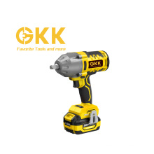 20V Lithium Brushless Impact Wrench Electric Tool Power Tool (4A/6A)