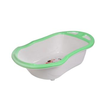 Plastic Baby bath Tub with Classics Color Ring