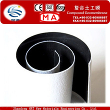 Compound Geomembrane One HDPE Geomembrane One Geotextile