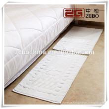100% Algodão Jacquard Estilo Customized Pattern Atacado Floor Mats