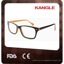 2017 Kids Eyeglasses Frames diferente diseño con forma bien