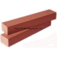 Wood Plastic Composite Decking Wallboard Joist