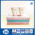 Neue Produkte 2016 innovatives Produkt für Häuser Großhandel Porzellan Kaffeetasse zum Verkauf