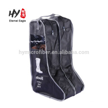 New design non woven shoe bag with pvc window