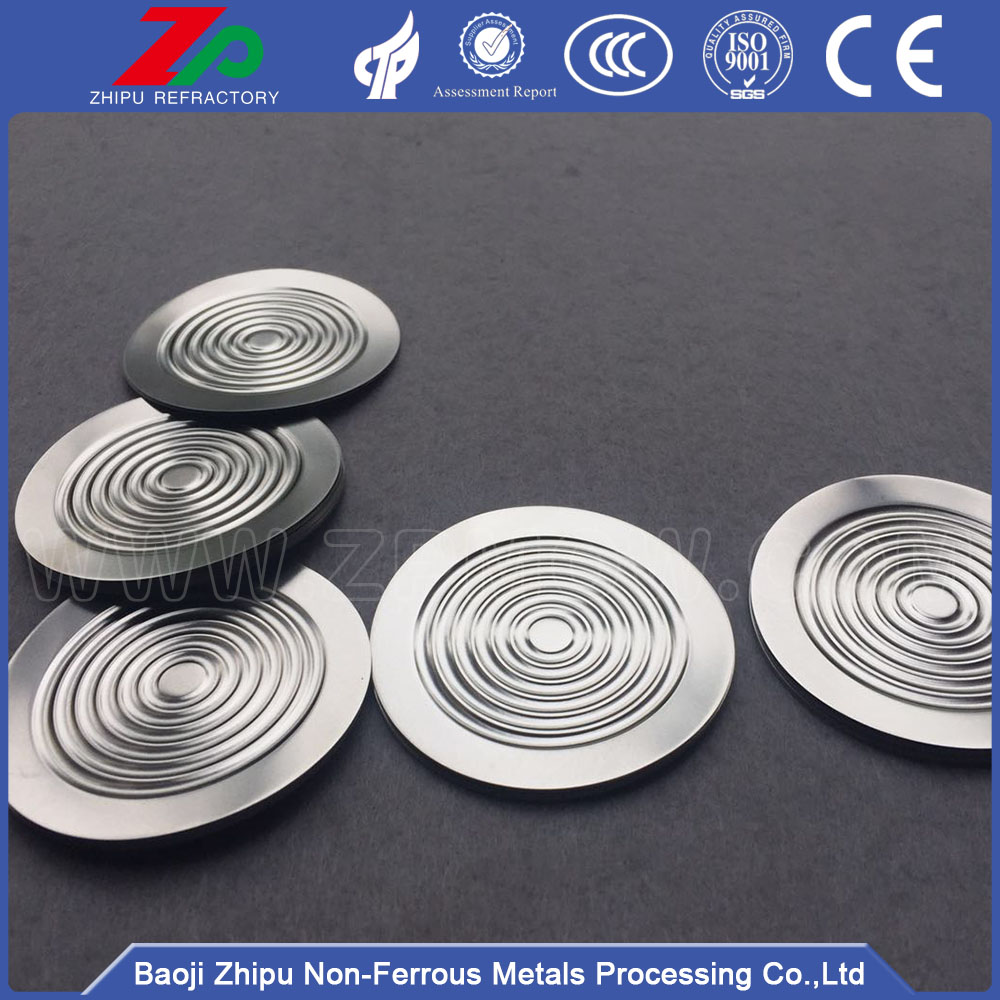 High Quaility Tantalum Diaphragm for Press Gauge