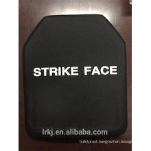 NIJ IV SIC ceramic multi-curved ballistic Bulletproof body armor Plate