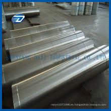 Lingote de titanio puro G1 con certificado de material