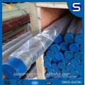 ASTM 304 316 201 Tubo de acero sanitario para alimentos / decorar