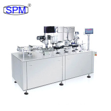 KFG-2B Automatic Vial Bottle Liquid Filling And Capping Machine