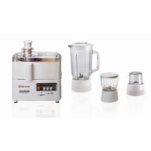 Plástico ABS 3 en 1 extractor de jugos multifuncional Blender Mill Mincer Kd_3308b