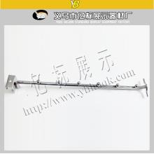 Display Hook With Small Balls for Flat Bar Tubing Crossbar