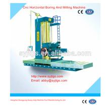 Cnc Горизонтально-расточные и фрезерные станки цена за горячую продажу на складе, предлагаемую горизонтально-расточным и фрезерным станком Cnc
