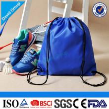 Chinesische neue Produkte Lieferant Polyester oder Nylon Kordelzug Rucksack Tasche