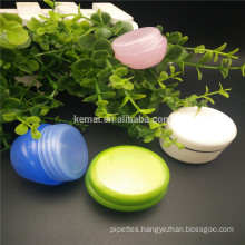 Cosmetic Cream Jar 3g 20g color cream jars