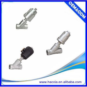 Hochwertiges pneumatisches 11/4 Winkel Sitzventil