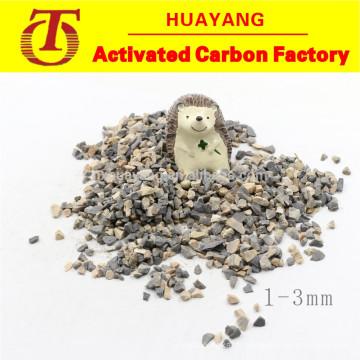 Minerai de bauxite de différentes tailles utilisé pour divers secteurs tels que la défense, l'aérospatiale, l'automobile