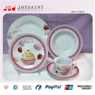 Hot Selling 9inch Porcelain Cheap Bulk Dinner Plates for Pasta