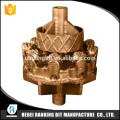 Metallabdichtungs-Bohreinsätze verwenden Öl-, Wasserbohrloch-Kammerreibahlen zum Verkauf