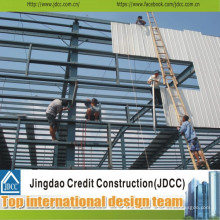 Professionelle vorfabrizierte Stahlkonstruktions-Werkstatt