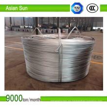 IEC aprobó alambre de aluminio con venta caliente en China