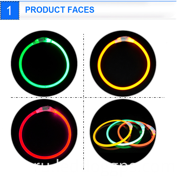 Led Safety Collar Light