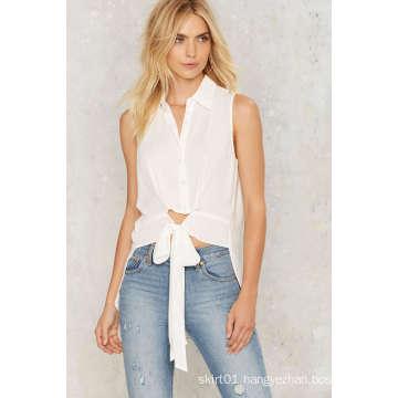 Fashion Chiffon Shirt Women Top