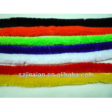 factory supply promotional REAL CONICAL COTTON PIPE CLEANER Chenille Stems SET