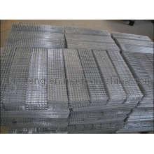 Maillage de brique en maille soudée utilisé dans le bâtiment