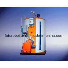 Vertial Oil (Gas) Fired Hot Water Boiler