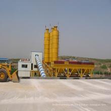 Ventas directas de fábrica de plantas mezcladoras de cemento de alto rendimiento