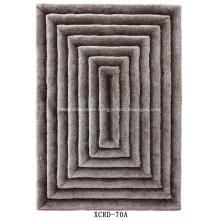 Microfiber Thin Yarn with Plain/Design Shaggy